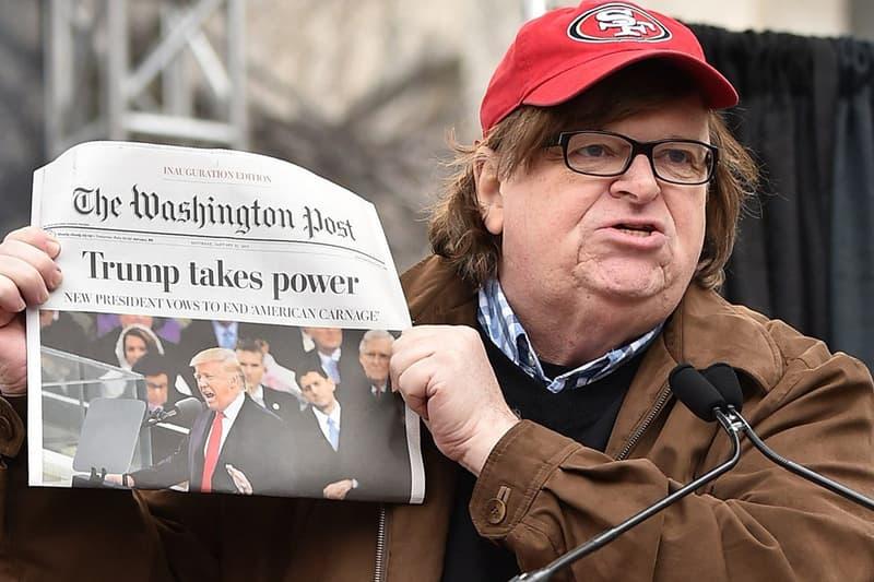 マイケル・ムーア監督がトランプ政権を真っ向からディスる新作映画『華氏119』が急遽公開決定 ド直球のアプローチで世間を騒がすドキュメンタリー映画監督 vs 立場を利用し国民を洗脳する第45第アメリカ大統領 Michael Moore マイケル・ムーア George Walker Bush ジョージ・W・ブッシュ 華氏119 Donald John Trump ドナルド・ジョン・トランプ TOHOシネマズ HYPEBEAST ハイプビースト