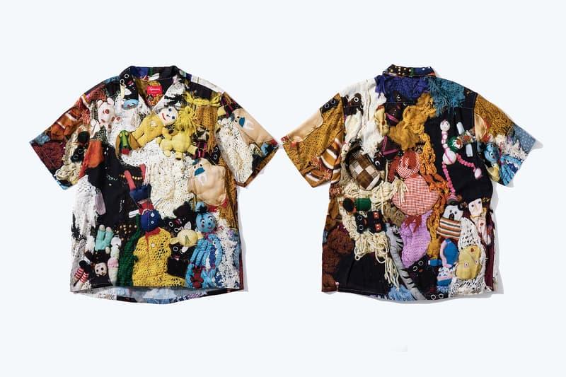 Supreme がマイク・ケリーのアイコニックな作品をフィーチャーしたコラボアイテムを発表 シュプリーム HYPEBEAST ハイプビースト Mike Kelley