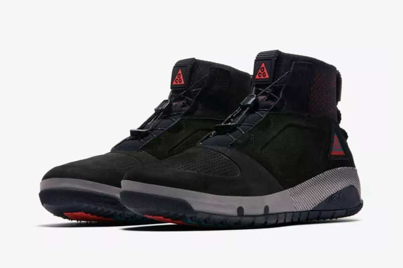 ストリートに映えるブラックカラーの Nike ACG Ruckel Ridge が SNKRS 上で発売決定 ナイキ ラックルリッジ HYPEBEAST ハイプビースト