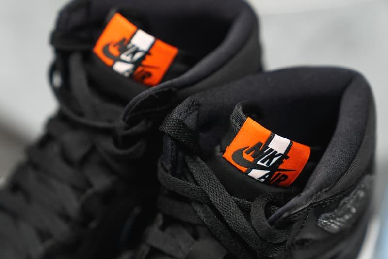 争奪戦必至の Jordan Brand x PSG によるコラボ Air Jordan 計2足のディテールにクローズアップ ジョーダン パリ パリサンジェルマン サンジェル マン コラボレーション コラボ スニーカー シューズ HYPEBEAST ハイプビースト