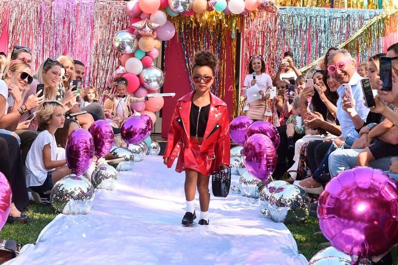 Kanye West の愛娘 North が弱冠5歳にしてモデルデビュー カニエ・ウェスト ノース・ウェスト キム・カーダシアン hypebeast ハイプビースト