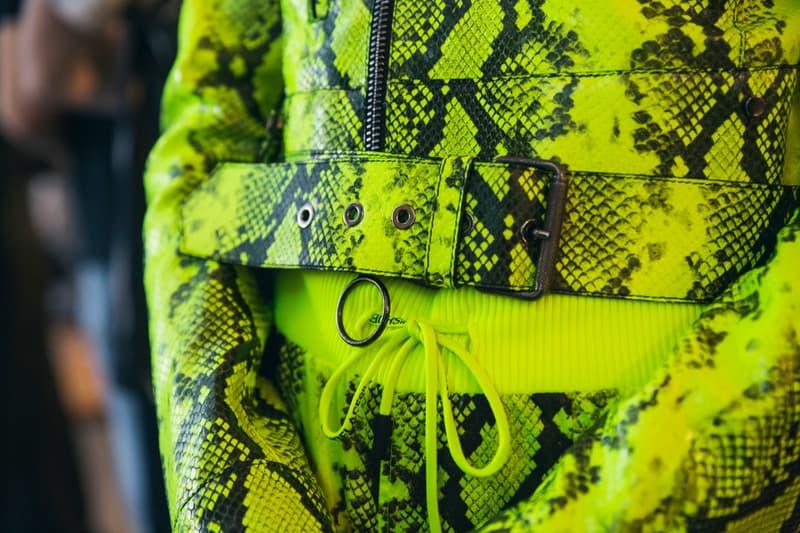 Nike とのコラボアイテムが満載の Off-White™ 2019年春夏ランウェイの舞台裏に潜入 ナイキ オフホワイト ヴァージル