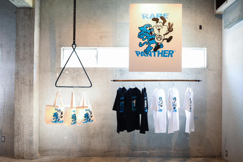 RARE PANTHER VK DESIGN WORKS VERDY WASTED YOUTH LOOKBOOKS REGINALD SYLVESTER II PAULO CALLE SLVSTR ANARCHY & PEACE Helinox Girls Don't Cry Wasted Youth Tee Hoodie Bag Chair Table