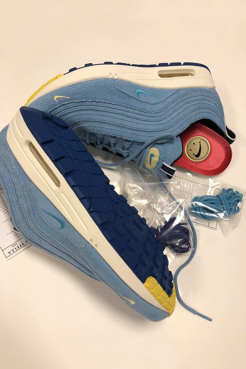 ショーン・ワザーズプーンの手がける Nike Air Max 1/97 の第2弾リリースが確定? エア マックス  hypebeast ハイプビースト Sean Wotherspoon