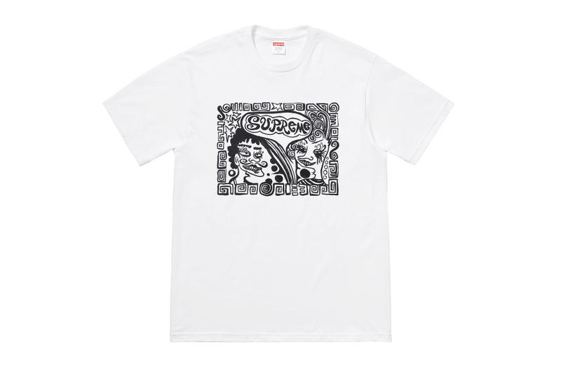 Supreme が2018年秋シーズンに向けたさらなる新作Tシャツの数々を発表 シュプリーム HYPEBEAST ハイプビースト