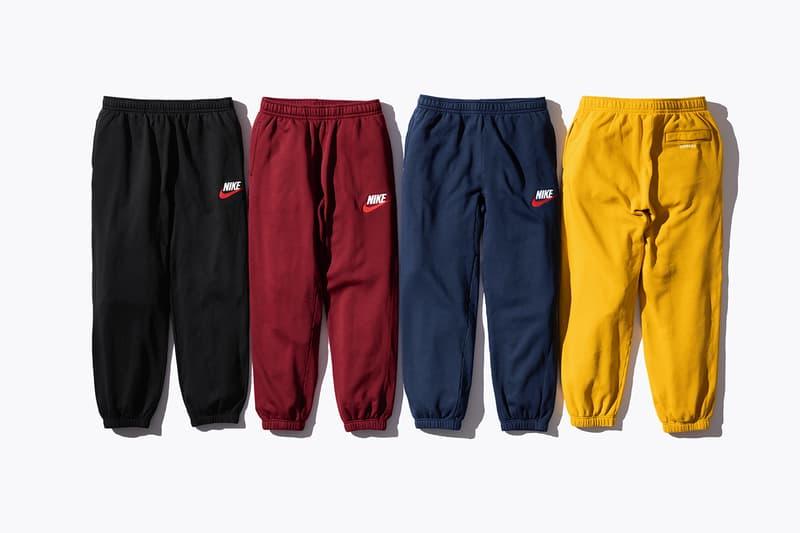 Supreme が2018年秋冬シーズンに向けた Nike との最新コラボコレクションを発表 ナイキ シュプリーム HYPEBEAST ハイプビースト