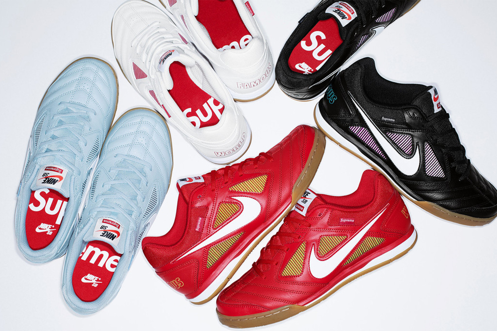 見逃したくない今週のリリースアイテム 6 選(2018|9/3~9/9)ストリートの王様〈Supreme〉を筆頭に〈Nike〉とのコラボアイテムが続々ローンチ HYPEBEAST ハイプビースト
