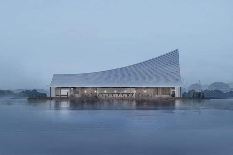 中国のクールな建築家集団 MUDA-architects による城東で最も美しい書店