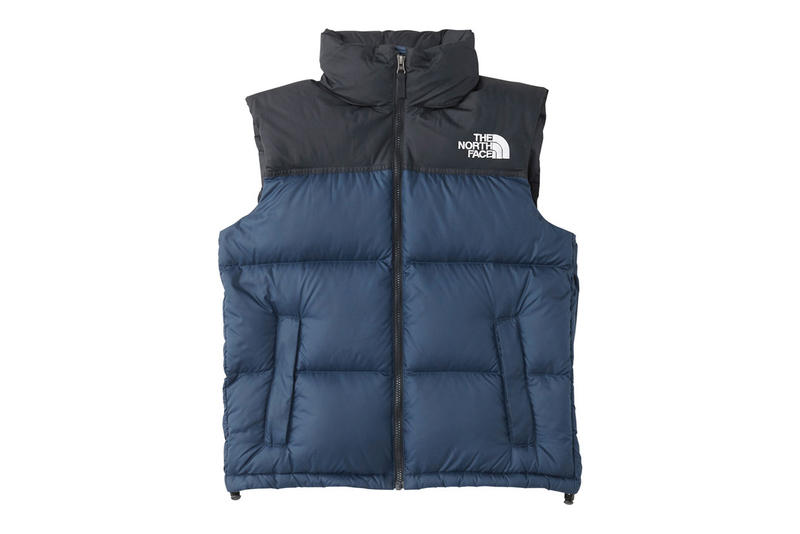The North Face Retro 1996 Nuptse Vest release info orange yellow red blue grey black camo HYPEBEAST down puffer