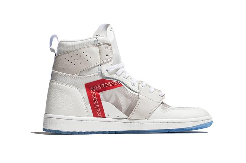 Wardrobe Styling The Shoe Surgeon Air Jordan 1  Nike Jordan Brand React Element 87 UNDERCOVER Custom Sneaker HYPEBEAST