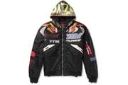 Vetements x Alpha Industries よりオートバイ競技から着想を得たボンバージャケットが登場