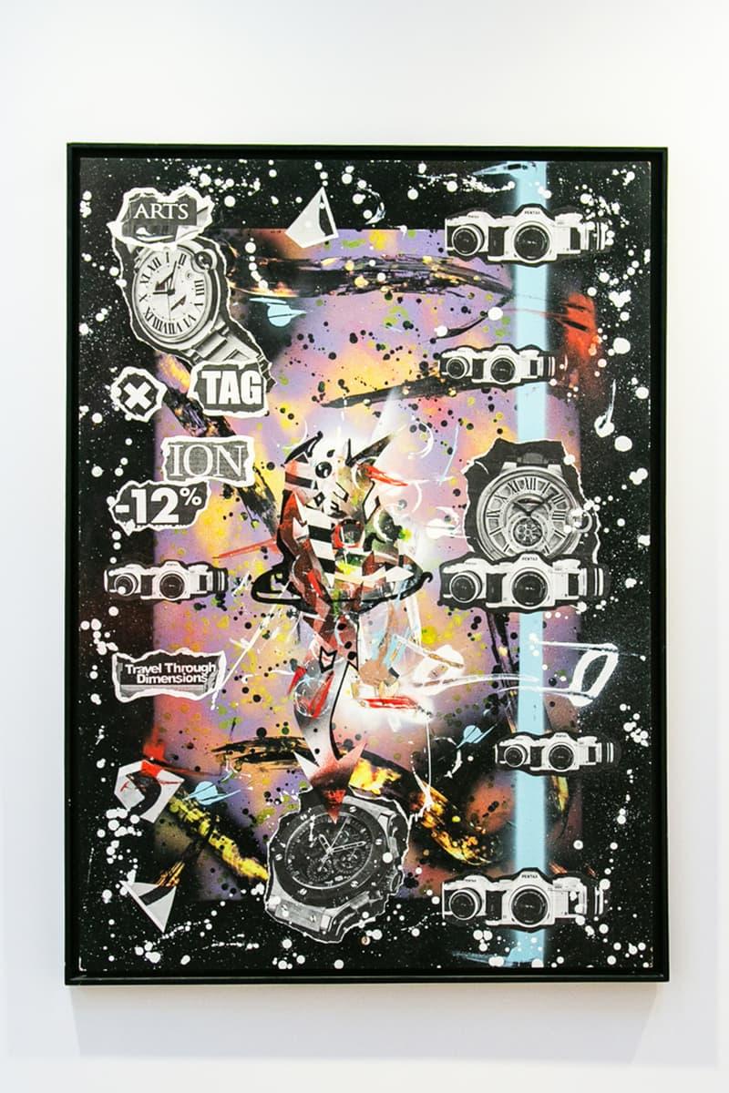 """稀代の天才アーティストとして語り継がれるラメルジーに焦点を当てた個展 """"A Roll of the Dice"""" に潜入 RAMMELLZEE RAMM:ΣLL:ZΣΣ ハイプビースト HYPEBEAST"""