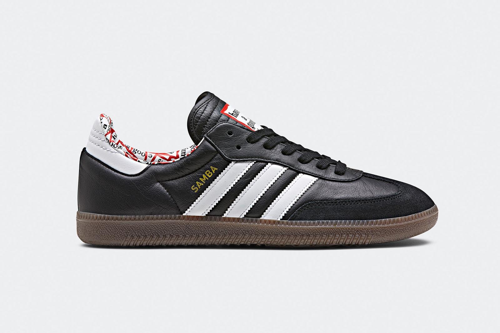 adidas Originals アディダス オリジナルス ハブアグッドタイム have a good time コラボ samba サンバ