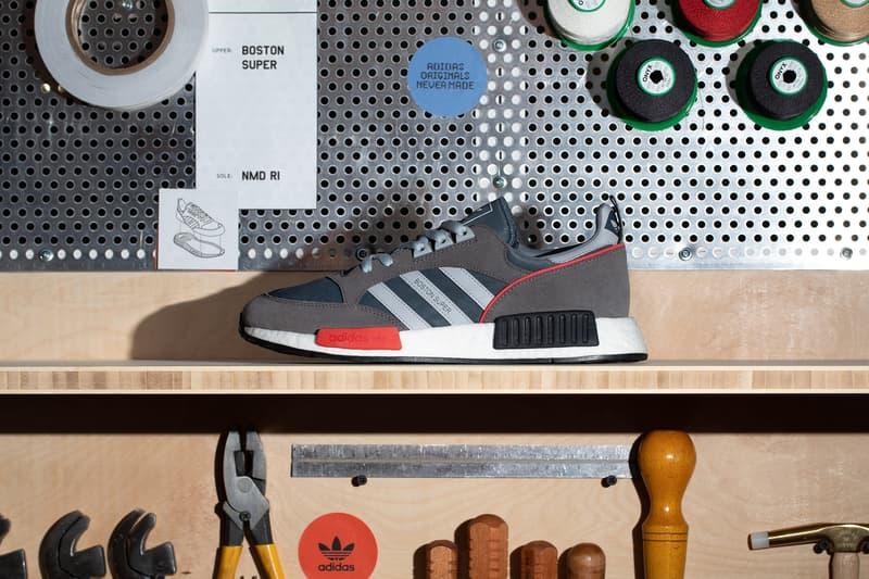 adidas Originals アディダス Never Made スニーカー ブースト NMD シューズ