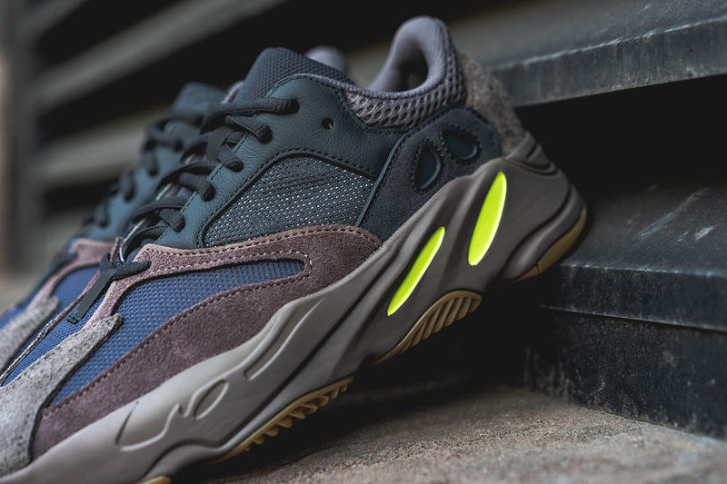 yeezy boost 700 mauve アディダス カニエ・ウェスト adidas  closer look 2018 october footwear kanye west yeezy supply HYPEBEAST
