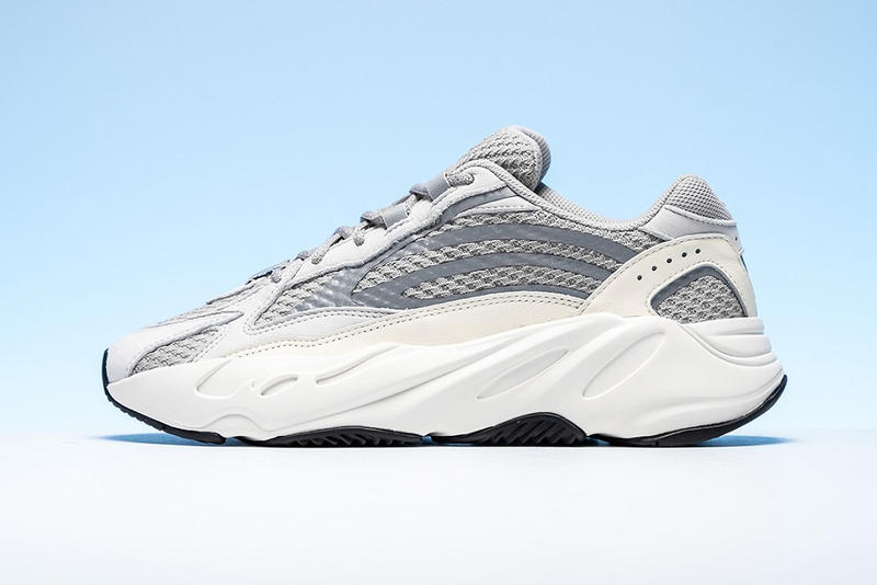 adidas yeezy boost 700 v2 static white grey gray 2018 2018 december january details buy where release date price sneaker new kanye west sneakers shoes HYPEBEAST ハイプビースト