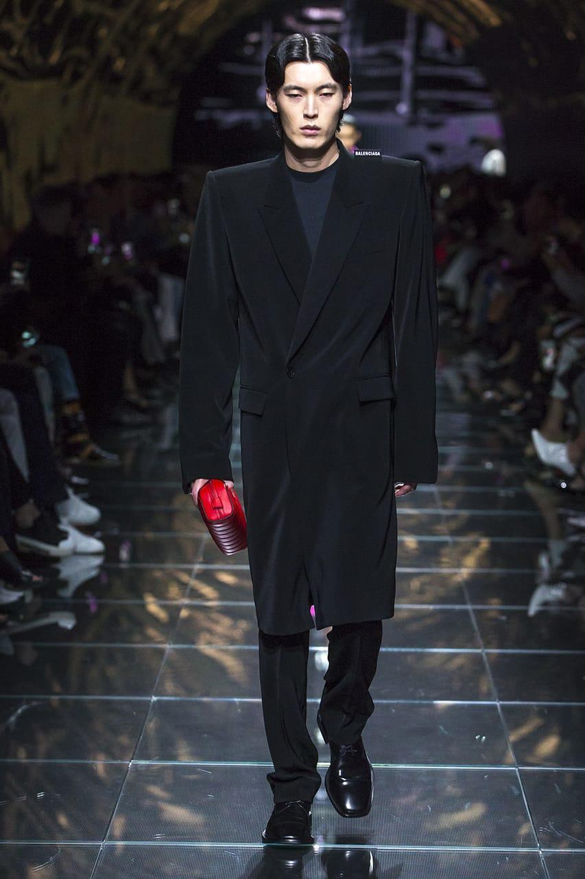 Balenciaga 2019年春夏の最新コレクションを一挙