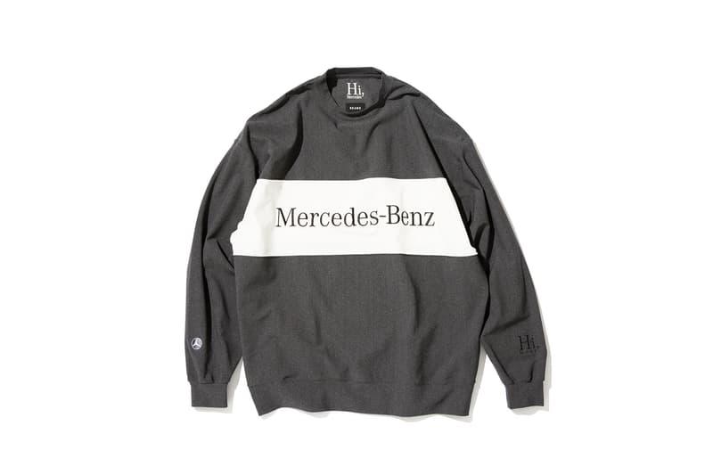 BEAMSがMercedes-Benzとタッグを組んだスペシャルコラボコレクションのビジュアルが登場 HYPEBEAST ハイプビースト