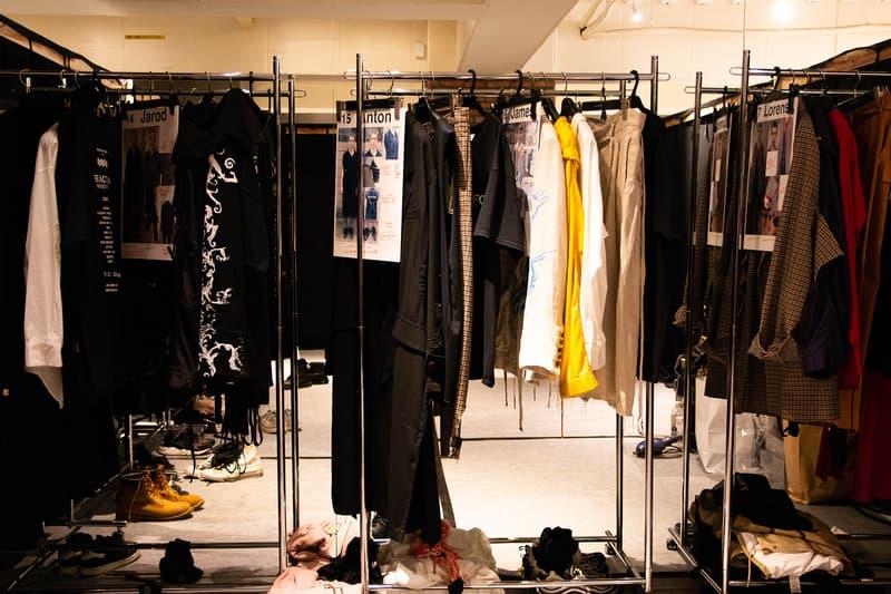BED J.W. FORD ベッドフォード CHRISTIAN DADA クリスチャンダダ アマゾン ファッションウィーク 東京 合同
