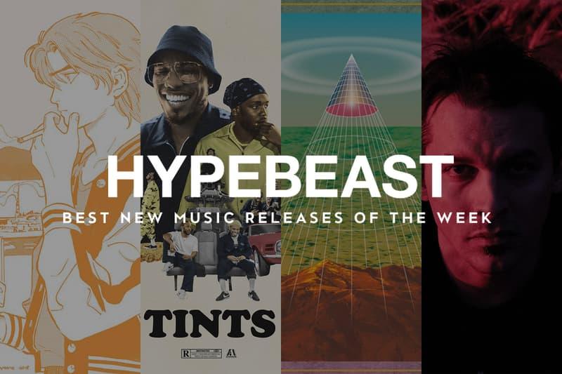 HYPEBEASTハイプビースト HYPEBEAST MUSIC PICKS Anderson .Paak Kendrick Lamar Atmosphere MGF tofubeats