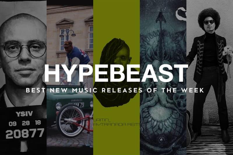 HYPEBEAST 編集部員が選ぶ注目音楽リリース 5 選 Vol.7 Logic ハイプビースト ロジック Tyler, The Creator タイラー・ザ・クリエイター A$AP Rocky エイサップ・ロッキー kelela ケレラ Cypress Hill サイプレス ヒル