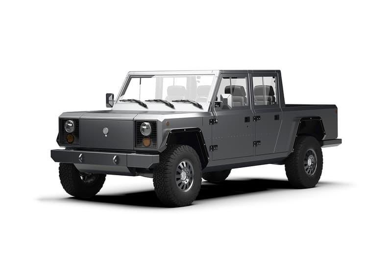 ボリンジャー・モーターズ b2 電動自動車 ピックアップトラック Bollinger Motors