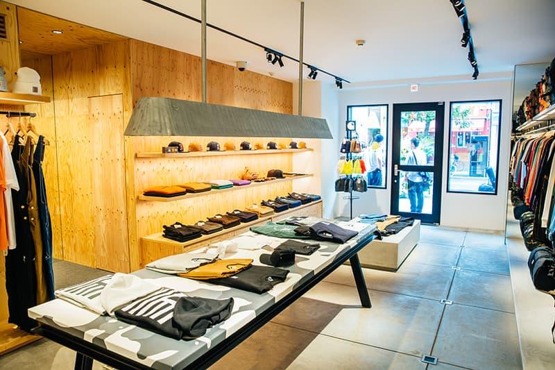 カーハート Carhartt WIP 広島 ショップ 住所 ストア 店舗 Tシャツ ジャケット ワークウェア