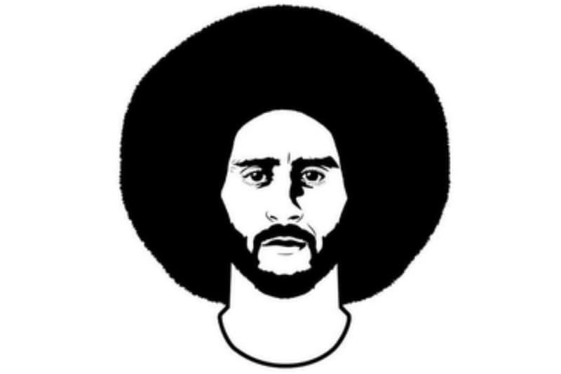 渦中の元 NFL 選手が自身の特徴的なアフロヘアを商標登録 Colin Kaepernick コリン・キャパニック nike ナイキ ハイプビースト HYPEBEAST