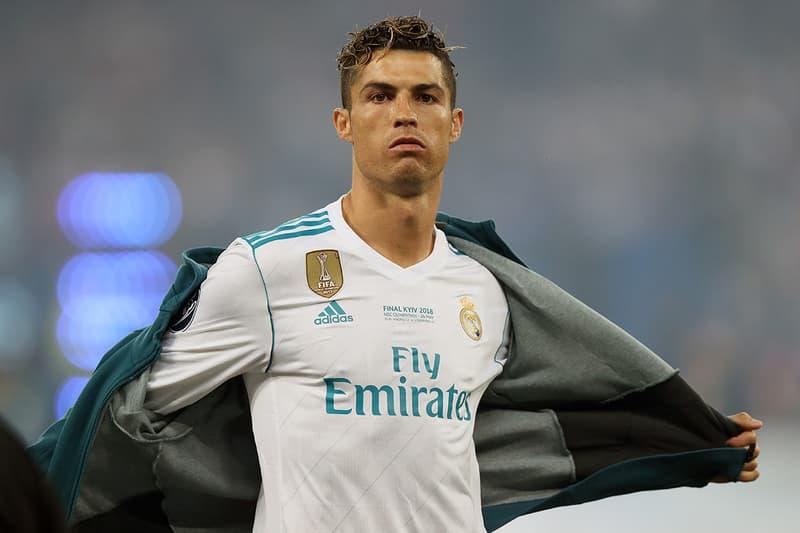 Cristiano Ronaldo Real Madrid Leaving Reason Juventus Soccer Football CR7 HYPEBEAST