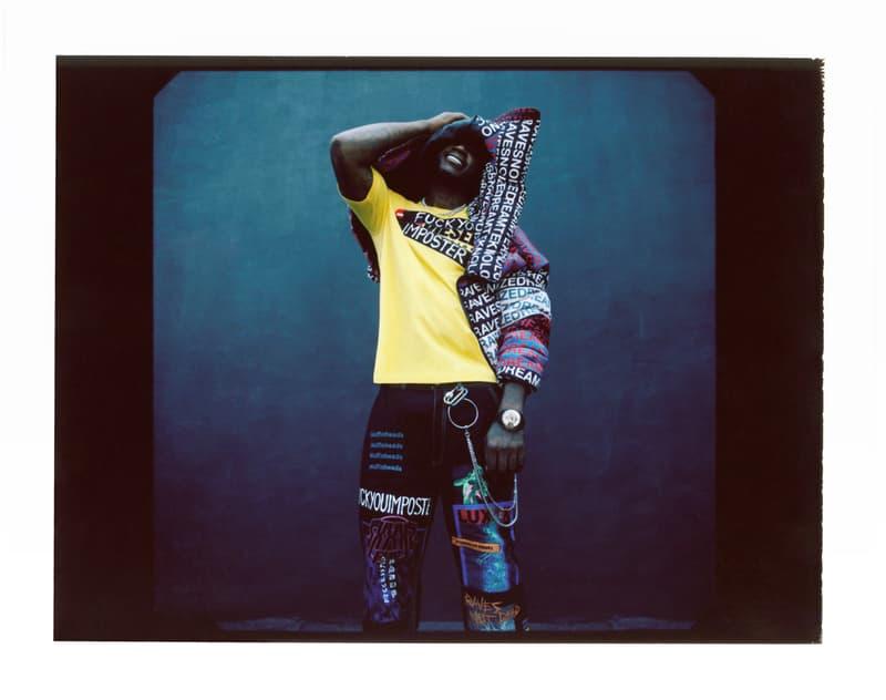 ディーゼル DIESEL デニム パーカー Tシャツ ヘイト 2018年秋冬 HAUTE COUTURE Nicki Minaj ニッキー・ミナージュ Gucci Mane グッチ・メイン Bella Thorne ベラ・ソーン