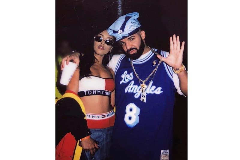 ドレイク 誕生日 Drake Throws 2000s-Themed 32nd Birthday Party drizzy ovo october's very own HYPEBEAST