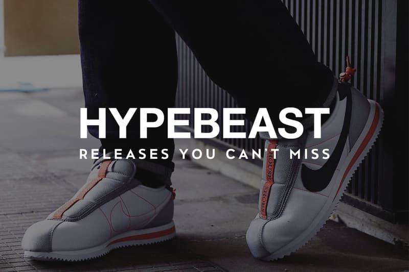 見逃したくない今週のリリースアイテム 6 選(2018/10/8~10/14)〈THE NORTH FACE〉の新作アウターから〈Nike〉 x Kendrick Lamarの新モデルやKanye Westの手がけるトラックパンツが登場 ハイプビースト HYPEBEAST