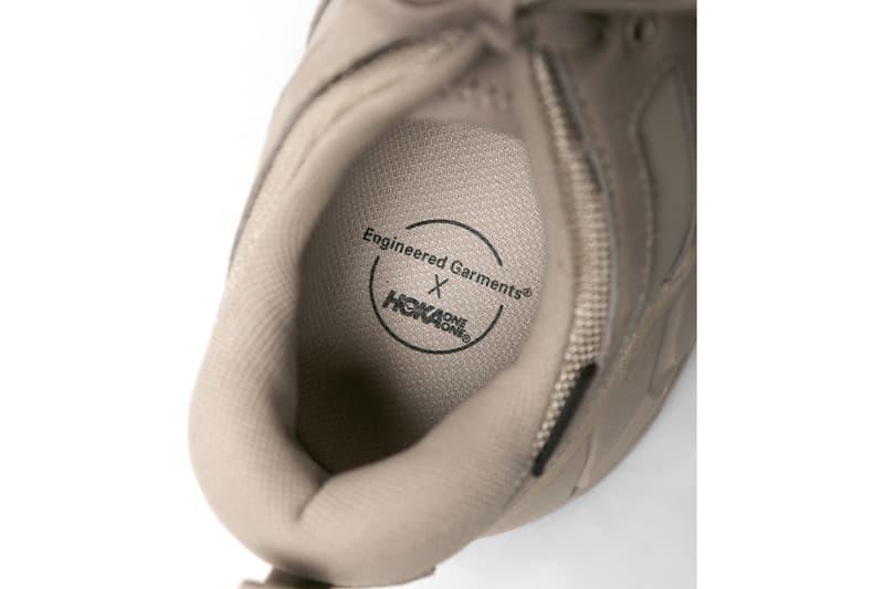 エンジニアドガーメンツ ホカオネオネ Engineered Garments HOKA ONE ONE コラボ スニーカー シューズ フットウェア