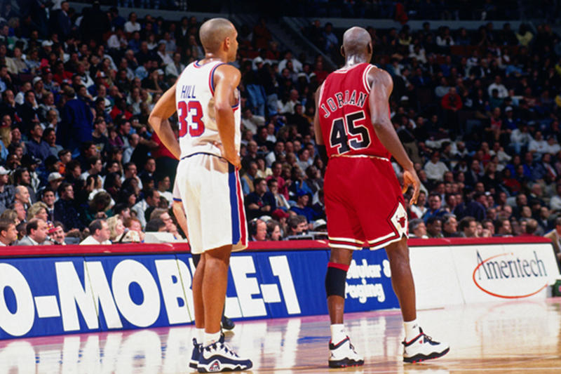 FILA が90年代の NBA を代表する名選手 グラント・ヒルと生涯契約を締結 grant hill フィラ jordan ジョーダン バスケ ピストンズ ブルズ レブロン HYPEBEAST ハイプビースト