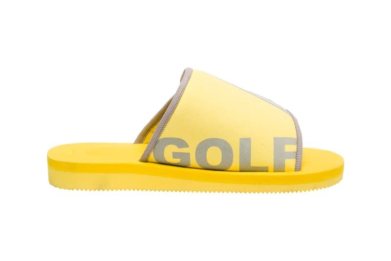 ゴルフ スイコック タイラー・ザ・クリエイター Golf Wang SUICOKE KAW-CAB Tyler, The Creator コラボ サンダル 発売日 価格 取り扱い オンライン