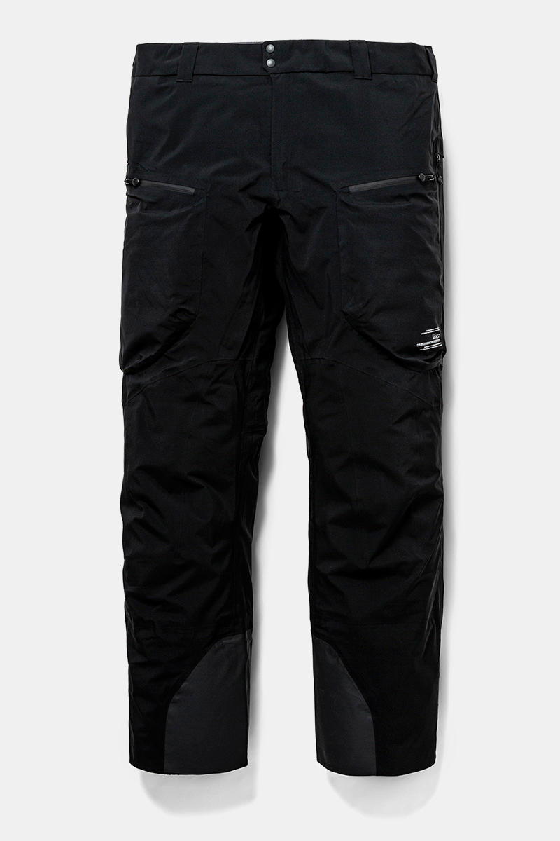 バートン  burton ak457 藤原ヒロシ 藤原ヒロシhiroshi fujiwarafall winter collection fashion apparel action sports snowboarding HYPEBEAST