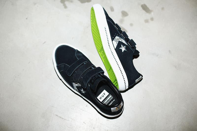 HUF CONVERSE SKATEBORDING PRORIDE  SK HYPEBEAST Sneaker