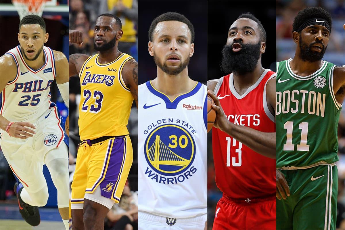 アンケート:NBA 2018-19年シーズンの優勝予想チームは?