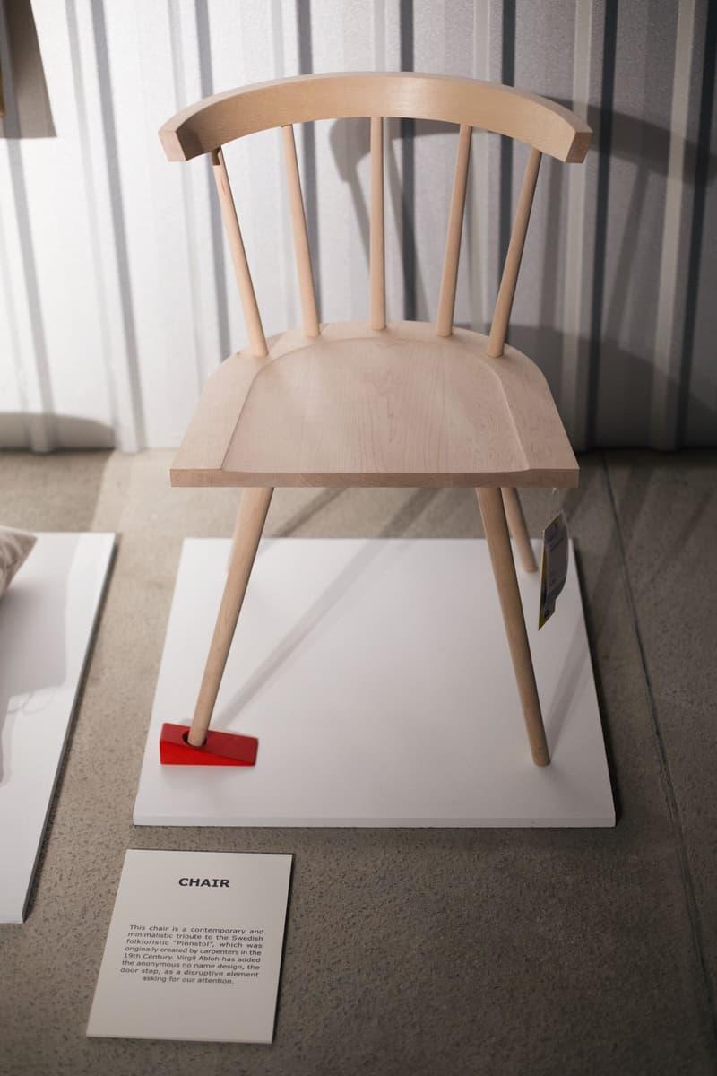 パリで開催された IKEA x ヴァージル・アブローによる初ポップアップの店内に潜入 イケア virgil abloh ファッションウィーク オフホワイト ルイヴィトン ナイキ ハイプビースト Hypebeast