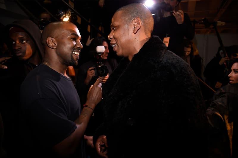JAY-Z はやっぱり Kanye West と縁を切りたがっている? ジェイ-Z カニエ・ウェスト ハイプビースト HYPEBEAST Watch the Throne