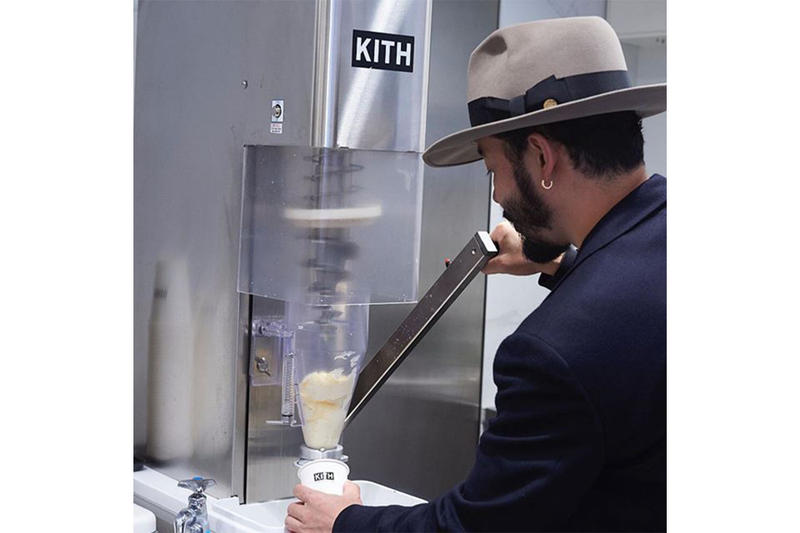 "KITH TREATS が小木 ""Poggy"" 基史の考案による新メニューを発表 キス キストリーツ アイスクリーム ポギー スイーツ"