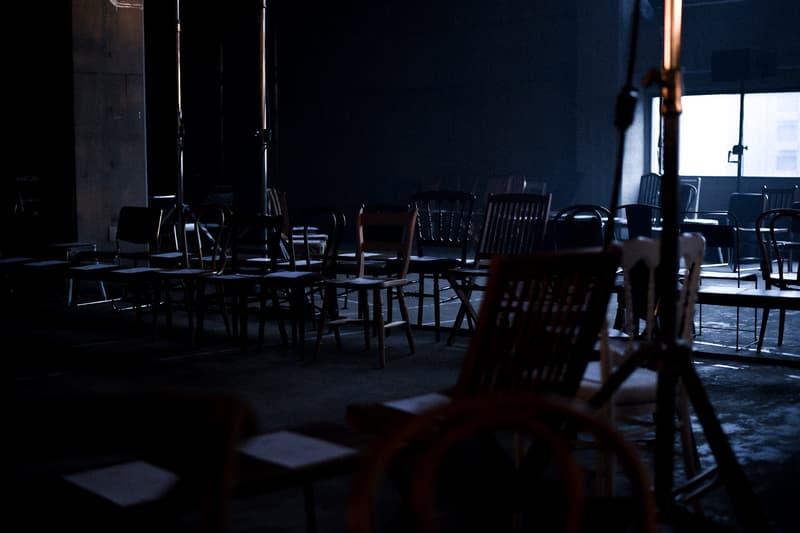 N.HOOLYWOOD 尾花大輔 エヌ N ハリウッド 2019年春夏 SS コレクション ランウェイ バックステージ ヴィンテージ ミリタリー パンク ジャケット Tシャツ パンツ バックパック