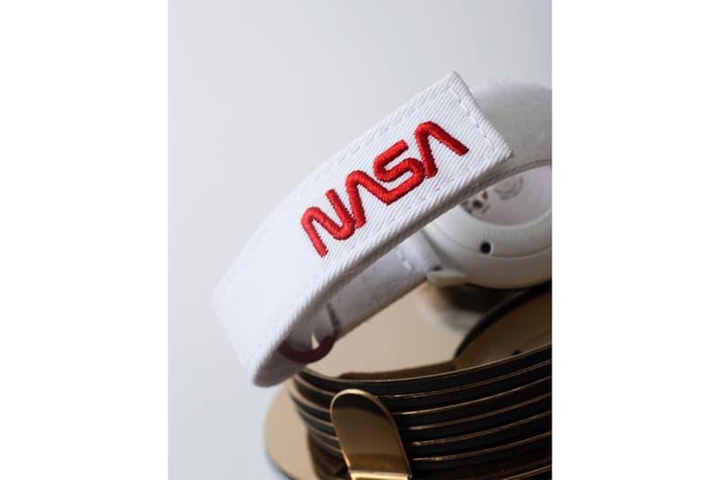 NASA が生誕60周年を祝した60本限定のスペシャルウォッチをリリース ナサ Heron Preston ヘロン プレストン monkey time モンキータイム 時計