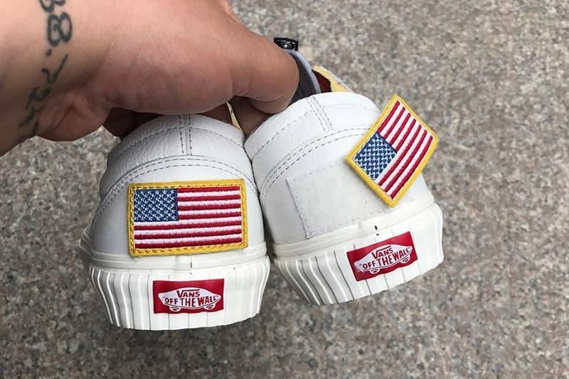 NASA x Vans による謎めいた異色コラボのリリース時期が判明 ナサ ヴァンズ スニーカー スケート HYPEBEAST ハイプビースト