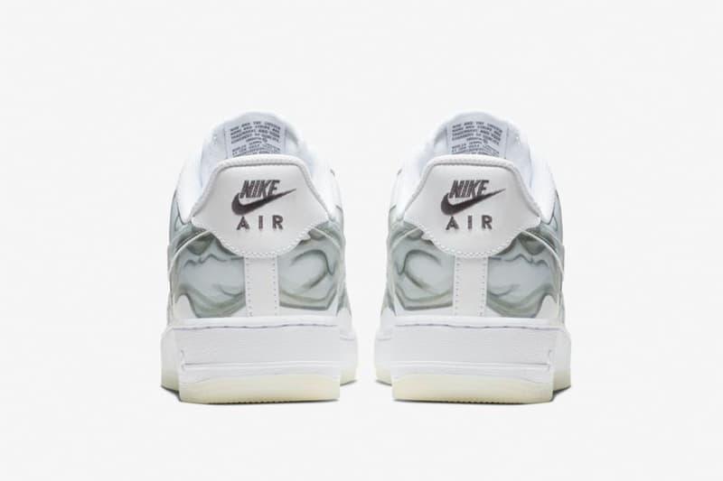 "Nike よりハロウィン仕様の Air Force 1 ""SKELETAL FORCE"" が登場 ナイキ エアフォース1 コスチューム HYPEBEAST ハイプビースト"