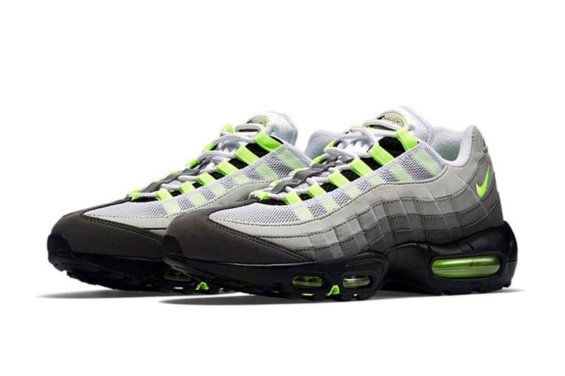 "Nike Air Max 95 OG ""Neon"" が ABC-MART GRAND STAGE 銀座店にて再販決定"