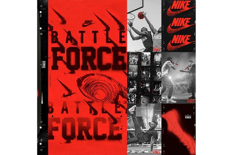 Nike ナイキ BATTLE FORCE バトル フォース