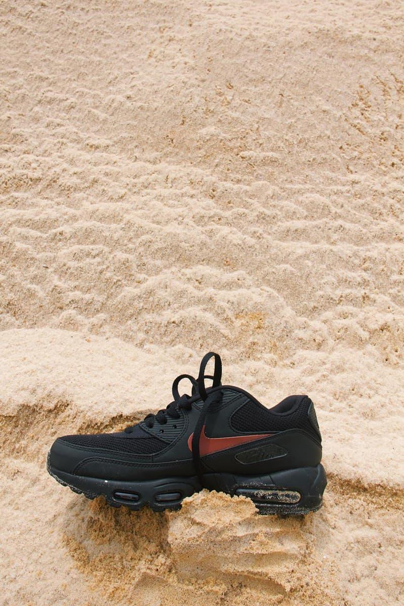 Patta x Nike のコラボより Air Max 90 と Air Max 95 のハイブリッドモデルが登場 パタ ナイキ エアマックス HYPEBEAST ハイプビースト