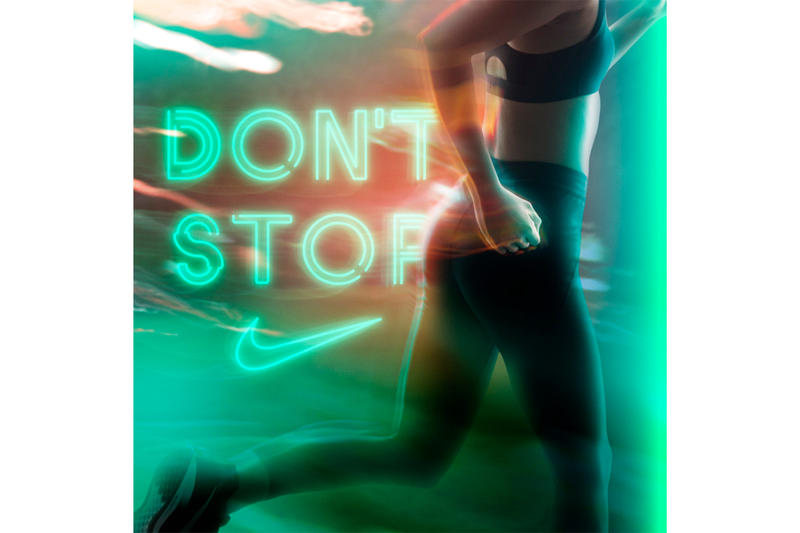 閉園の新宿御苑にて Nike が一夜限りのスペシャルなスポーツイベントを開催 ナイキ HYPEBEAST ハイプビースト