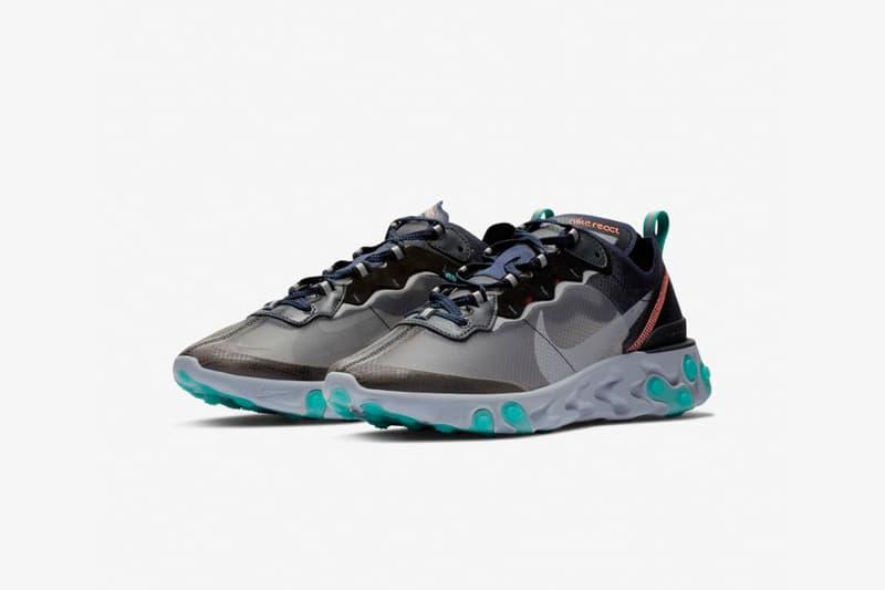 Nike React Element 87 新色3型の国内発売日が解禁 ナイキ リアクト エレメント スニーカー HYPEBEAST ハイプビースト